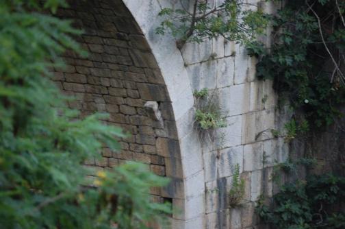 San Lupo, gravi danni al Ponte delle Janare