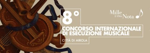 Concorso 'Città di Airola': la finale anticipata al 28 maggio