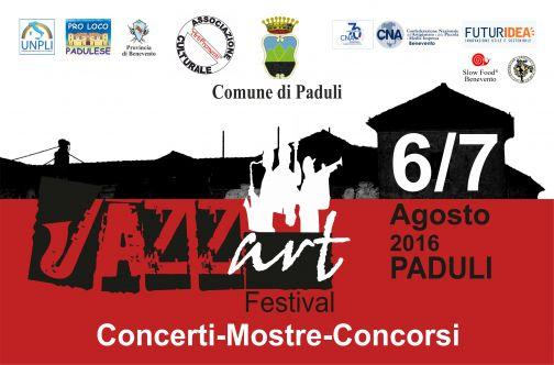 Paduli, JazzArt Festival 2016: il 6 e 7 agosto