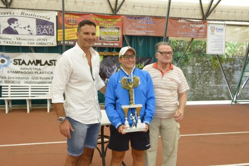 Tennis Club Morcone, Memorial 'Aurora Marino': dal 2 all'11 agosto