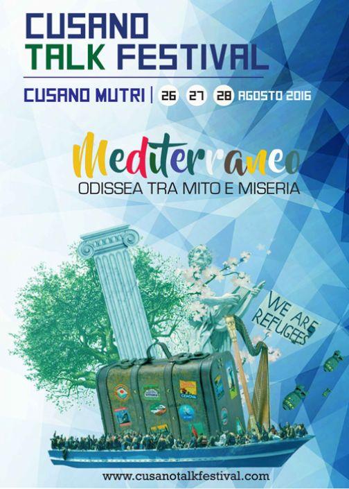Cusano Talk Festival: tre giorni dedicati al Mediterraneo