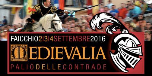 Faicchio, Medievalia: il 2-3-4 settembre la terza edizione