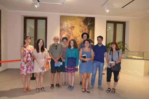 Guardia, Terra Vivente Art Studio presenta il lavoro dei suoi artisti.