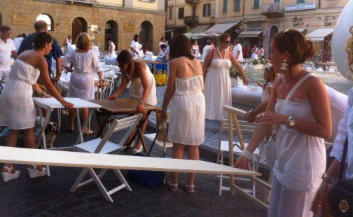 Città Spettacolo, rinviata la Cena in Bianco