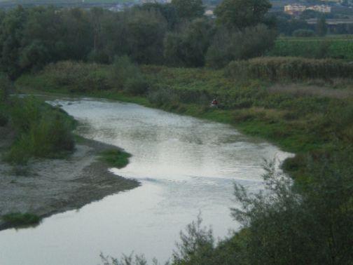 Provincia, salvaguardia e valorizzazione dell'habitat fluviale