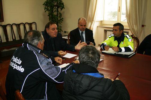 Adottate nuove misure per l'attuazione del Piano di Protezione Civile