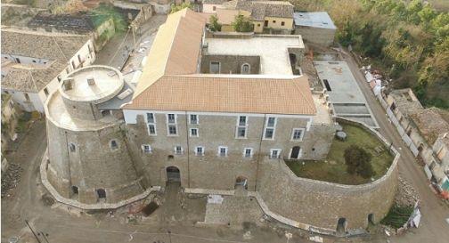 Apice, presentazione dei lavori di recupero del Castello Normanno dell'Ettore