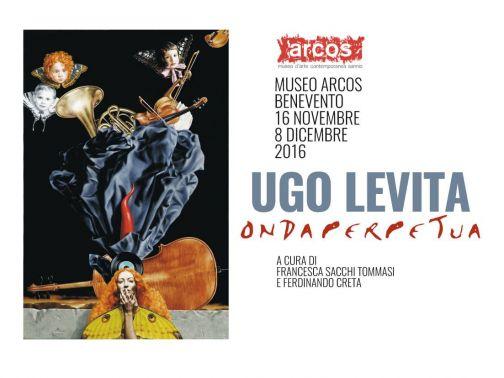 Al Museo Arcos mostra di Ugo Levita