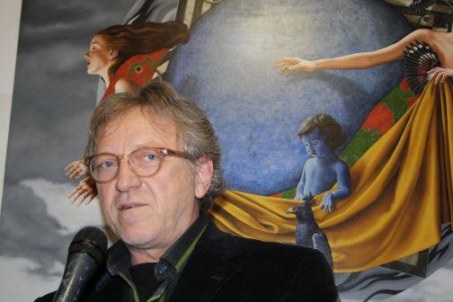 Ad Arcos la mostra di Ugo Levita fino all'8 dicembre