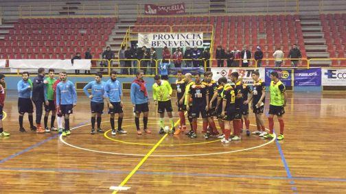 Sanniti Five Soccer, sconfitto anche il San Nazzaro