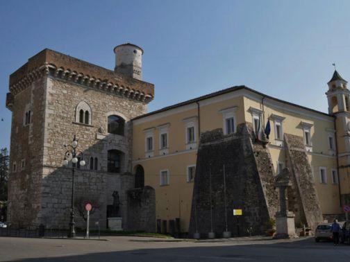 Provincia di Benevento, pianta organica dell'Ente
