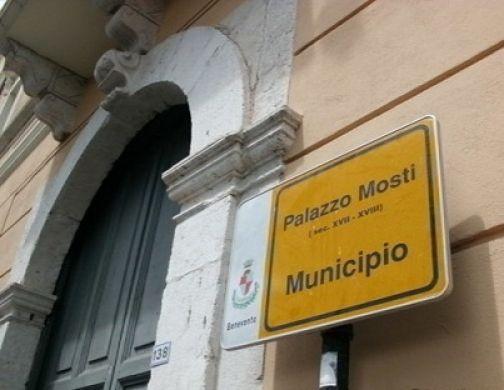 Benevento, verifica  posizioni di assessori e consiglieri in relazione a debiti con Comune