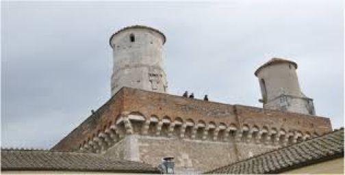 Rocca, parcelle dei difensori esterni dell'Ente