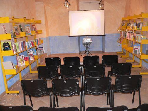 Donazione libri alla Biblioteca Provinciale