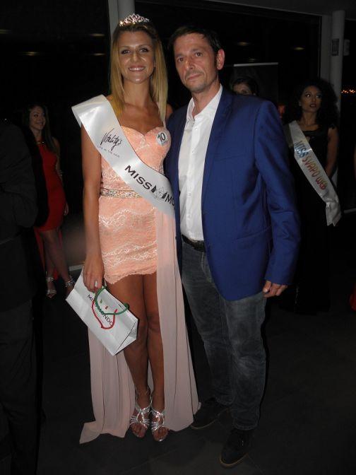 Montesarchio, trionfo sannita nella I tappa di Miss Mondo Italia 2017
