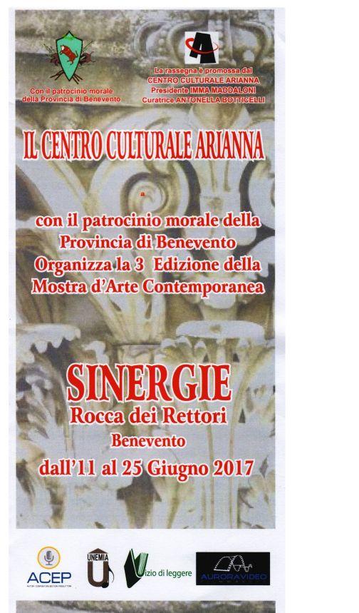 Alla Rocca dei Rettori 'Sinergie' Mostra d'arte contemporanea