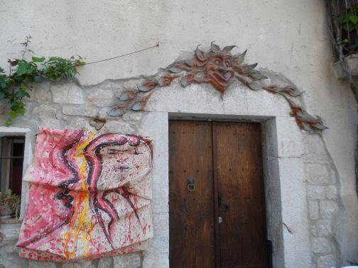 Guardia, 'Noi siamo il nostro tempo': l'ultimo lavoro artistico di Carmine Maffei