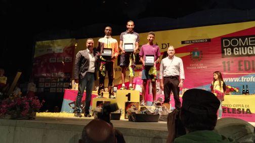 Trofeo Città di Telesia, 2300 podisti per l'undicesima edizione
