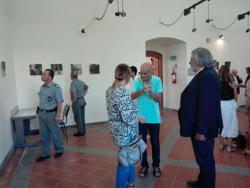 Rocca, inaugurata la mostra fotografica di Giovanni De Noia