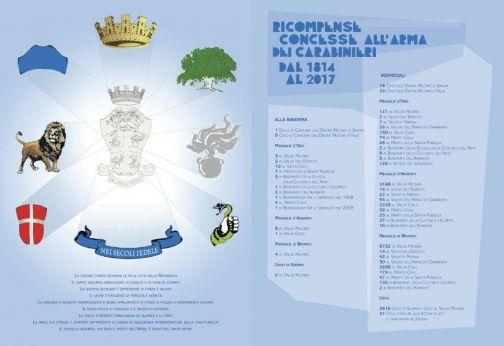 Presentato Calendario 2018 dell'Arma dei Carabinieri