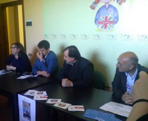 """Caritas Benevento, presentato stamane il secondo festival del Welfare e del Welcome """"#PortidiTerra"""""""