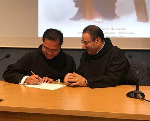 Fra Gian Marco Languez è il nuovo superiore dell'ospedale Fatebenefratelli di Benevento