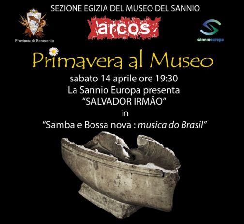 """Sold out al Museo Arcos per """"Primavera al Museo"""""""