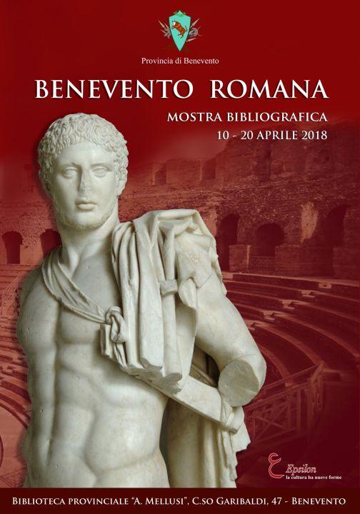 Alla Biblioteca Provinciale inaugurazione mostra 'Benevento Romana'