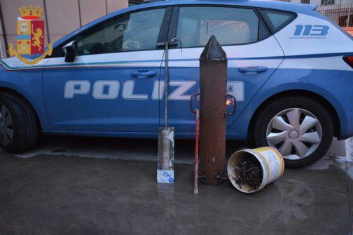 Banda del bancomat tenta colpo in un ufficio postale della città, arrestati dalla Volante