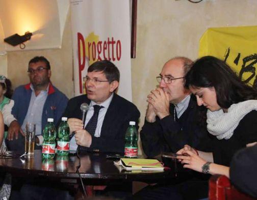 Progetto Policoro, a Baselice l'Arcivescovo Accrocca ai giovani: cooperazione e innovazione