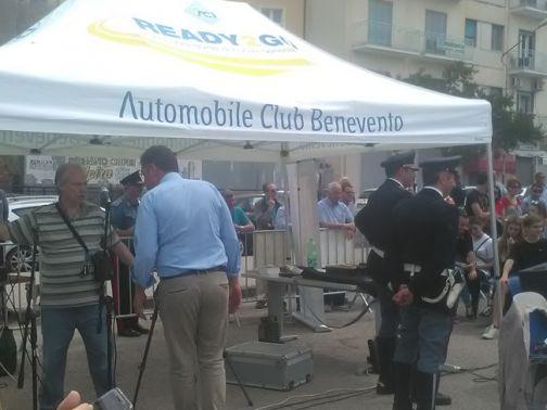 Guida sicura, Aci Ready2go e Autoscuola De Cicco in pole position