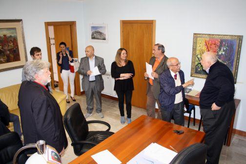 Rocca, nuovi protocolli d'intesa sulle strade provinciali