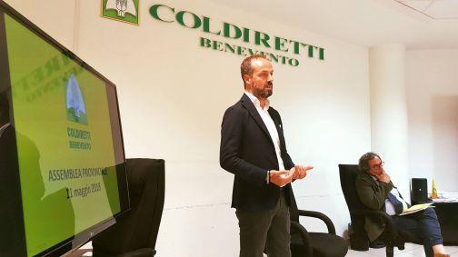 Coldiretti Benevento, Masiello rieletto presidente fino al 2023