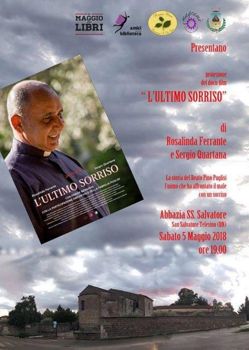San Salvatore, docufilm su Padre Pino Puglisi