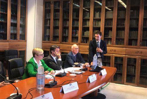 Conferenza dei presidenti, Mortaruolo: l'elezione della D'Amelio ci inorgoglisce