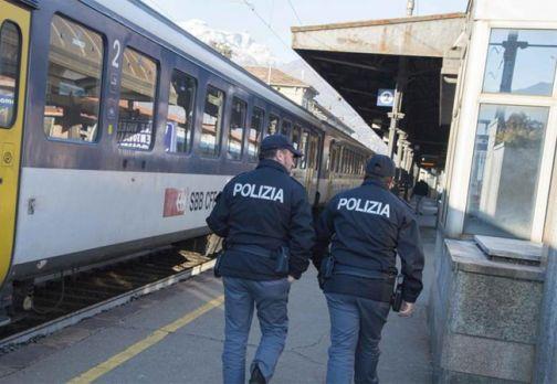 """Polizia Ferroviaria, operazione """"Rail Safe Day"""". Ritrovato il pregiudicato di """"Chi l'ha Visto?"""""""