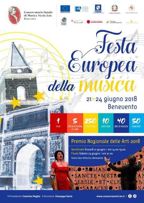 Festa Europea della Musica, dal 21 al 24 giugno