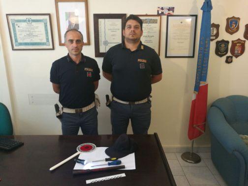 San Salvatore Telesino, arrestati due pluripregiudicati. La soddisfazione del Sindaco di Telese.