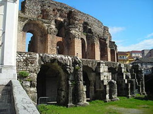 Gesesa, nuova illuminazione artistica del Teatro Romano