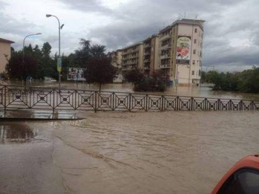 Alluvione 2015, rimborsi alle aziende del Sannio