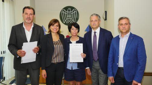 Formazione 4.0, sottoscritto accordo tra Confindustria Benevento e Cgil, Cisl e Uil