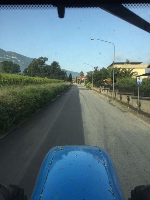 Rocca, interventi per lo sfalcio erbe sulle strade provinciali