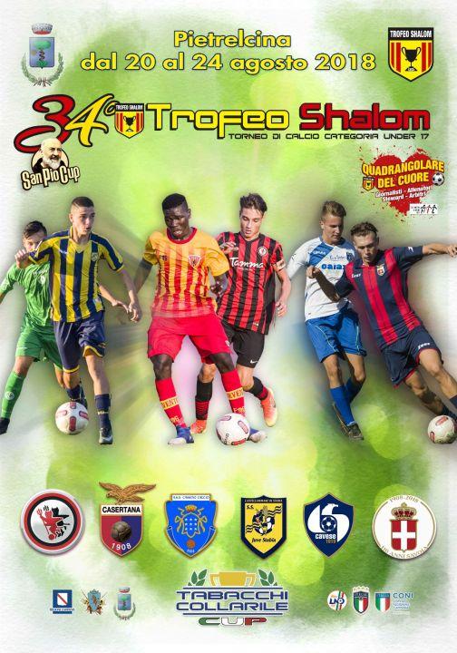 Trofeo Shalom, al via la 34esima edizione: dal 20 al 24 agosto