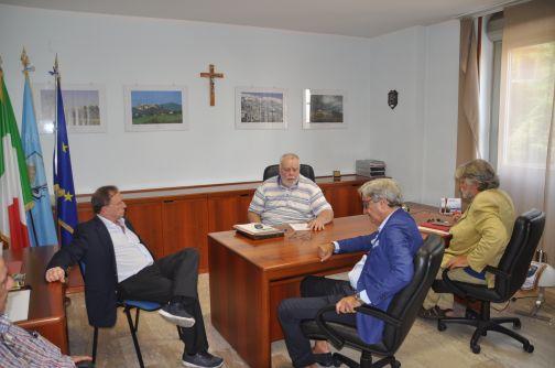 Intesa Regione-Provincia di Benevento per conferimento dei rifiuti indifferenziati