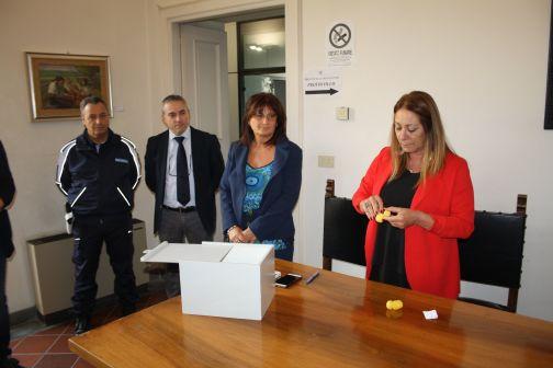 Rocca, sorteggio numero ordine dei candidati e ubicazione seggio elettorale