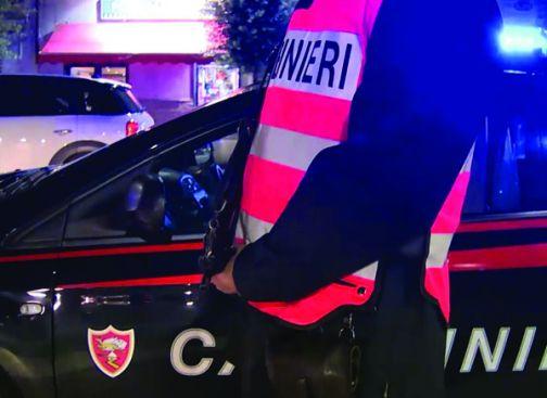 Avevano rubato borsello a Benevento, presa coppia di coniugi