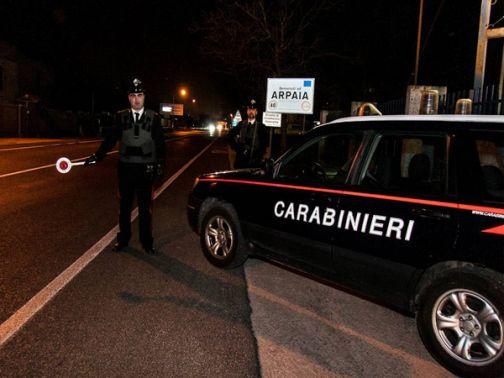 Arpaia, arrestato 48enne per estorsione aggravata dal metodo mafioso
