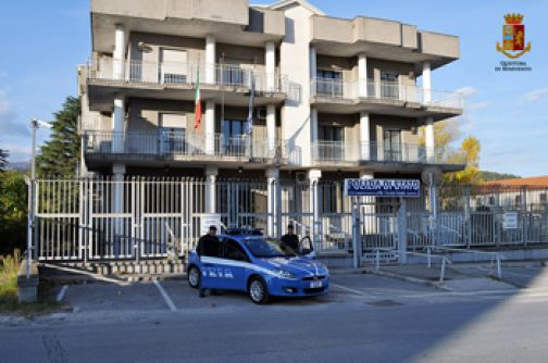 Latitante scoperto dopo il ricovero, arresto a Telese Terme della Polizia