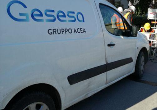 Gesesa, giovedì sospensione idrica in una parte di Rione Libertà