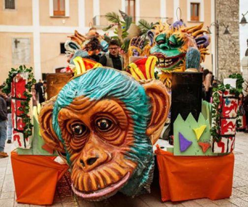 Il Carnevale dell'Amicizia unisce quattro paesi: Paupisi, Torrecuso, Foglianise e Solopaca